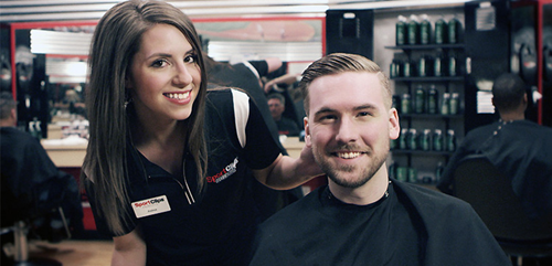 Sport Clips Haircuts of Lockport Haircuts